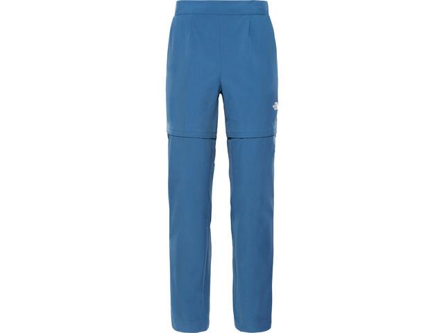 The North Face Inlux Pantaloni lunghi Donna blu su Addnature 0326cd69f043